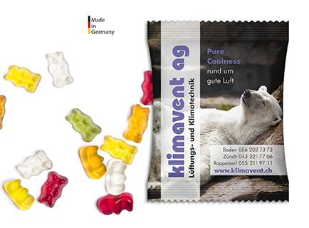 Gummibärchen im Werbetütchen (15 g) | TLN Werbemittel