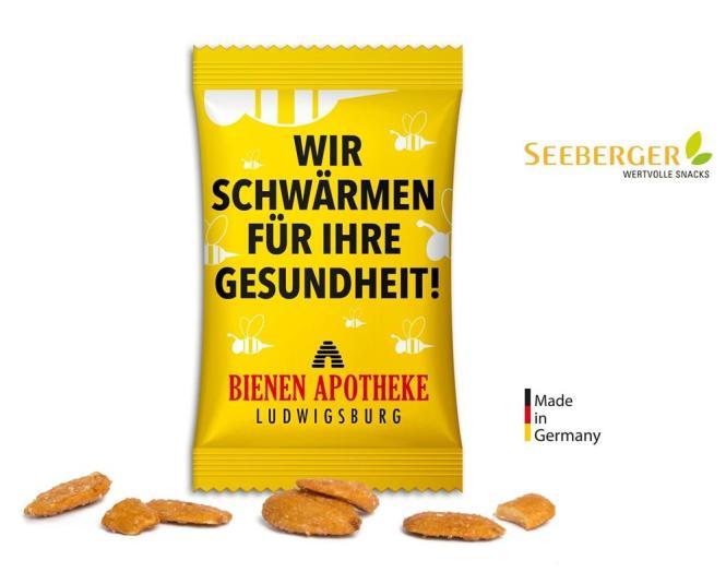Honig & Salz Mandeln