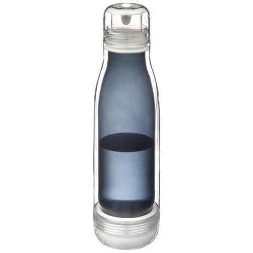 Spirit Sportflasche mit Glaseinsatz