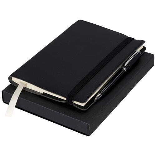 Geschenk-Set mit Notizbuch und Stift