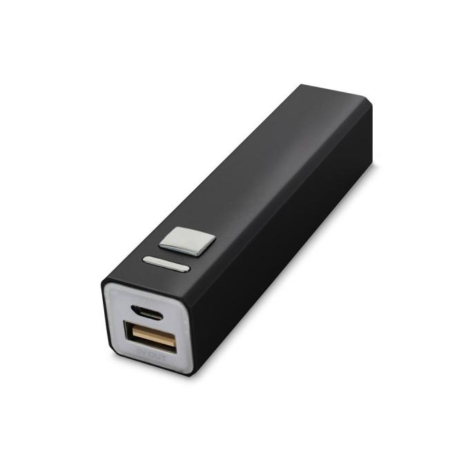 Powerbank Akku Tower LAGERWARE 2600 MAH