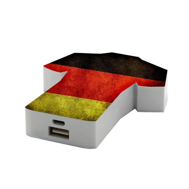 Powerbank Fußball Trikot Lagerware