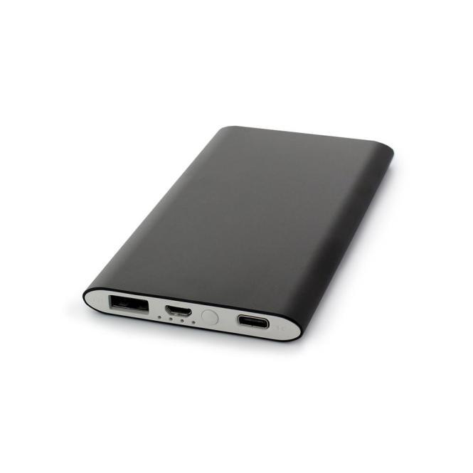 Powerbank Slim Fit mit USB und Typ C Port 4000 mAh EXPRESS