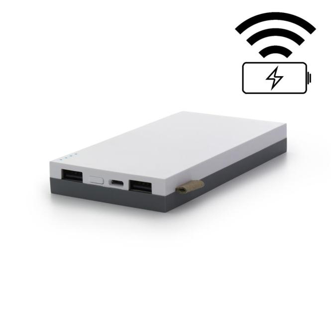 Powerbank Fancy Wireless Charging