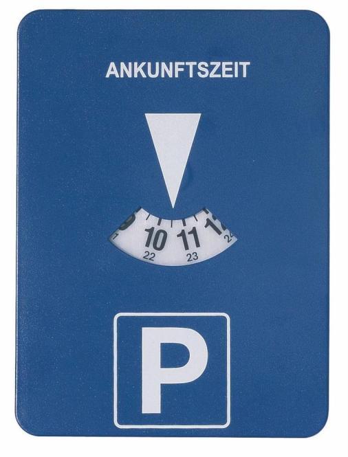 "CreativDesign Parkscheibe ""Park&Time"""