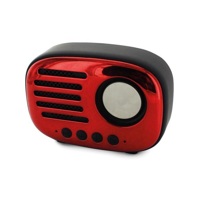 Bluetooth Lautsprecher Vintage