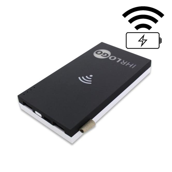 Powerbank LED Wireless Charger