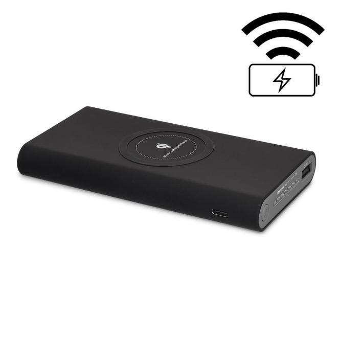 Powerbank Magnus mit Wireless Charger