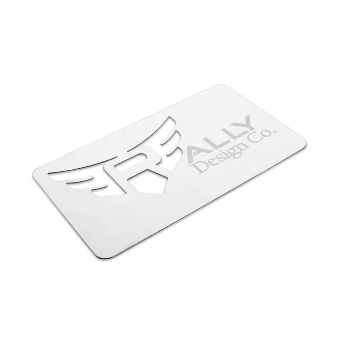 RFID Anti Skimming Metal Card
