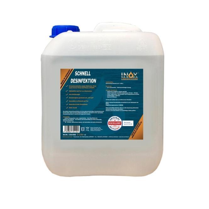 INOX Desinfektionsmittel 5 l