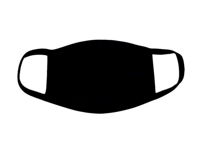 Gesichtsmaske aus Baumwolle (Öko-Tex zertifiziert)