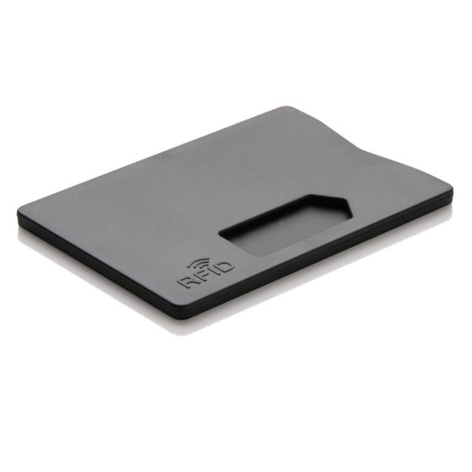 RFID Anti-Skimming-Kartenhalter, schwarz