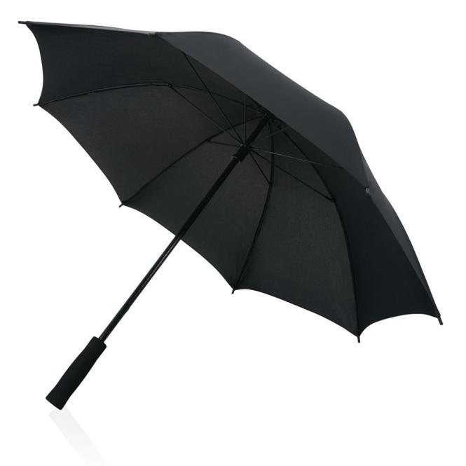 "XD Collection 23"" Sturm Regenschirm aus Fiberglas"