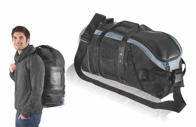 """BlackMaxx® Sporttasche """"Sports&TravelBag"""""""