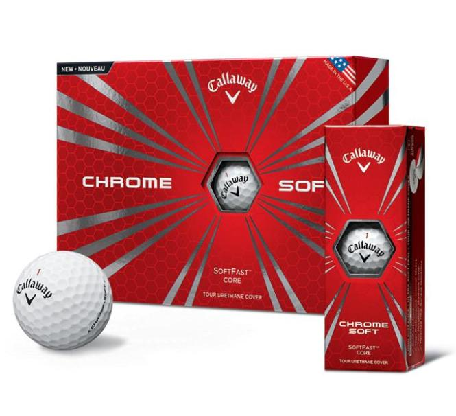 Golfball Chrome Soft