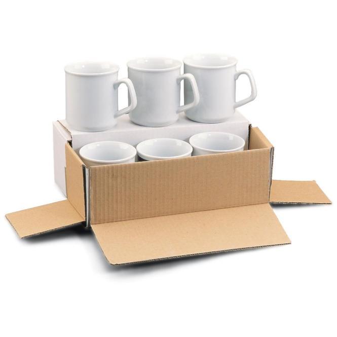 Verpackung für 6 Tassen