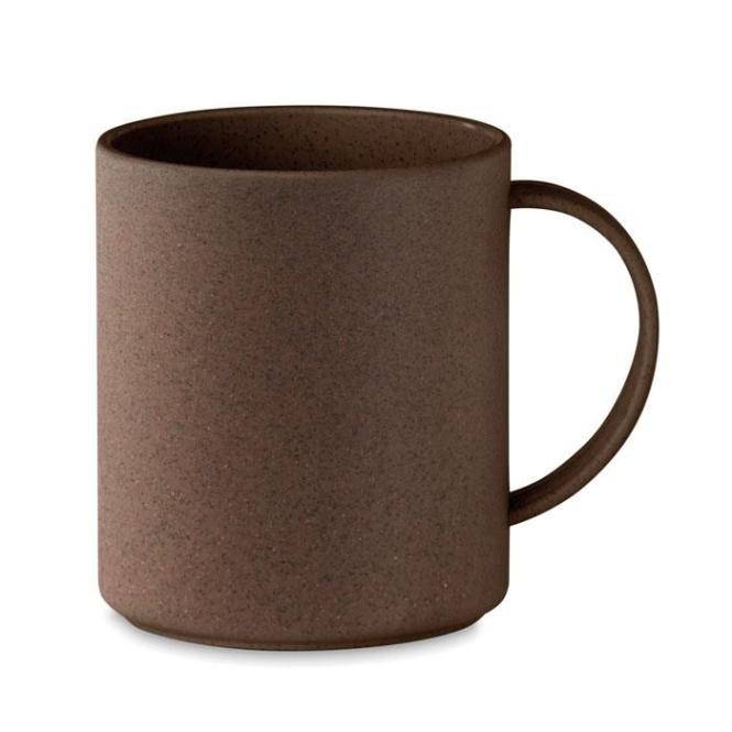 BRAZIL MUG Becher aus Kaffeehülsen 300ml