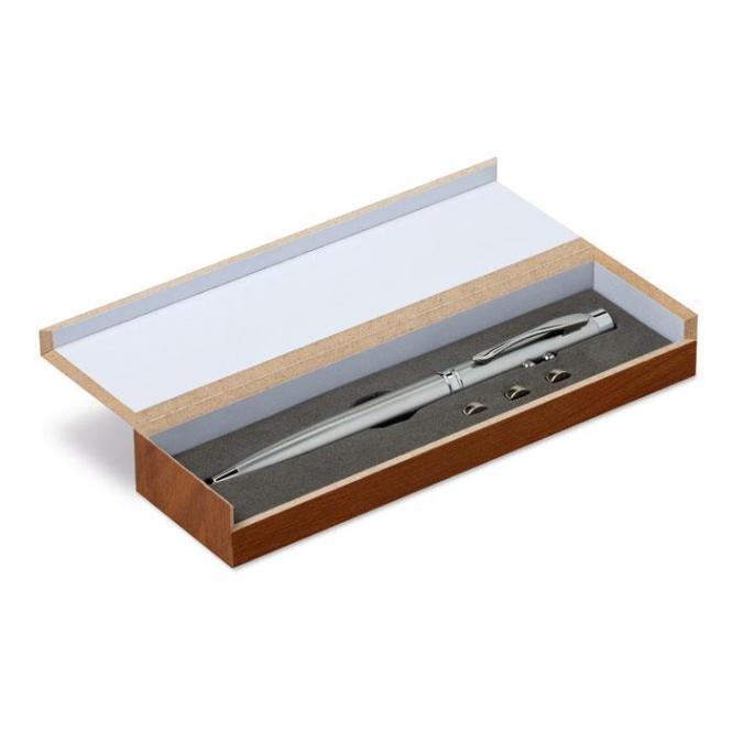 ALASKA Laserpointer mit Touchpen