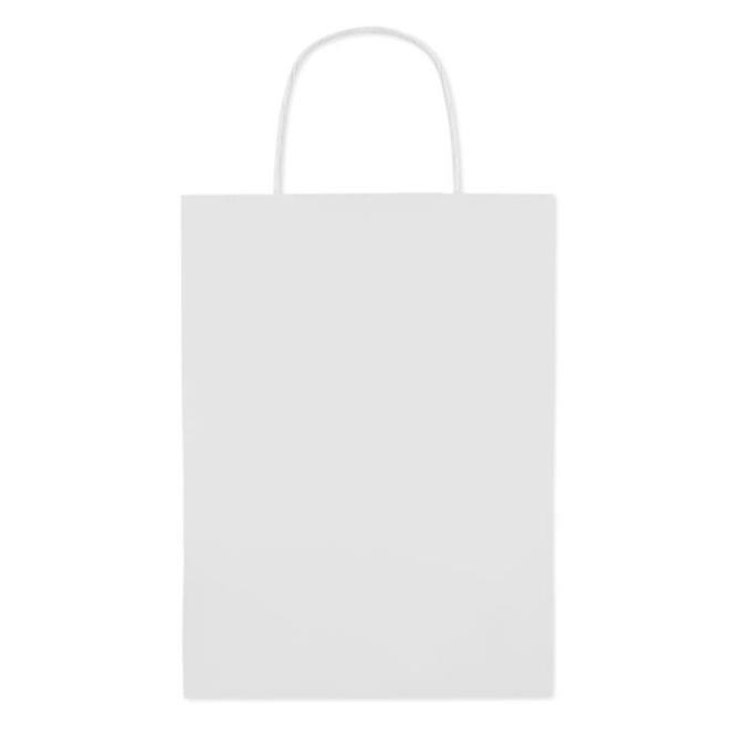 PAPER MEDIUM Geschenkpapiertüte, medium