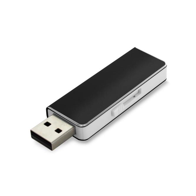 USB Stick Alu Push