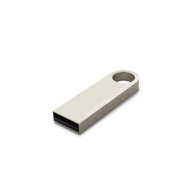 USB Metal Star Round LAGERWARE