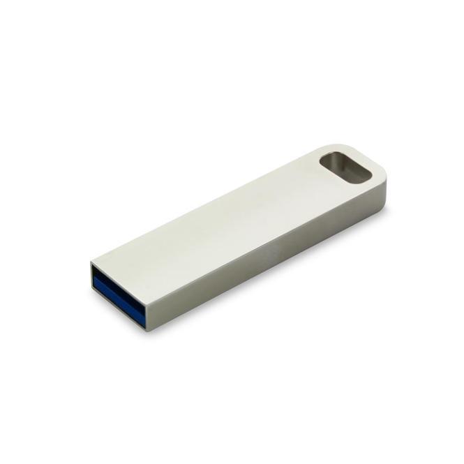 USB Stick Metal Star Oblong 3.0