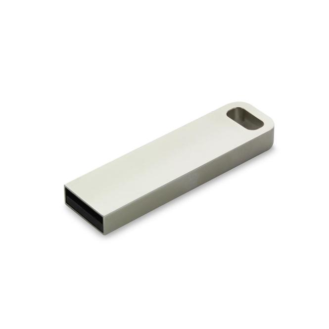 USB Stick Metal Star Oblong 2.0