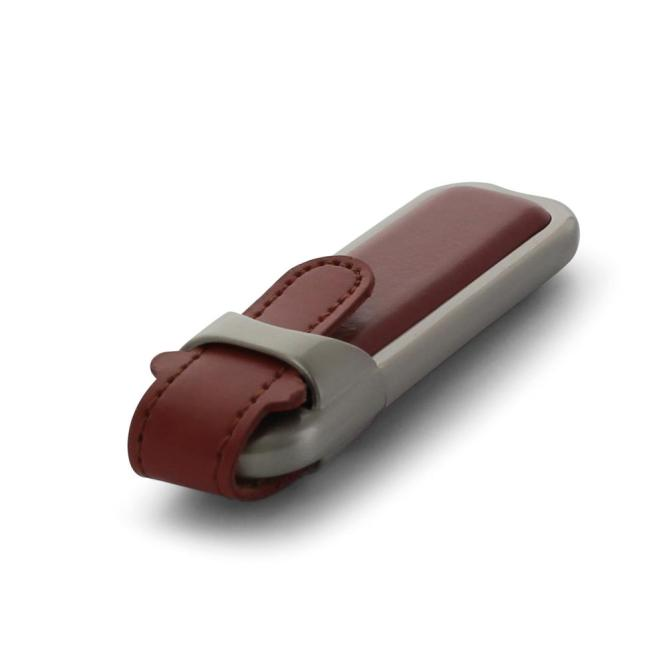 USB Stick Leder Paris LAGERWARE