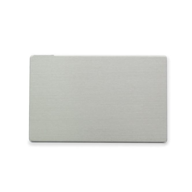 USB Stick Photocard Metal
